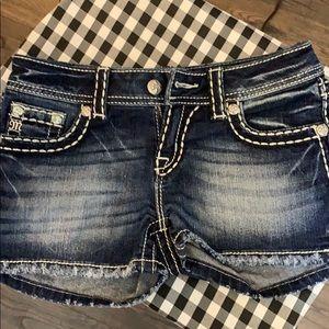 Like new Miss Me shorts